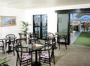 hotel gardenia - Torre Pedrera - Hotel tre Stelle - Cani