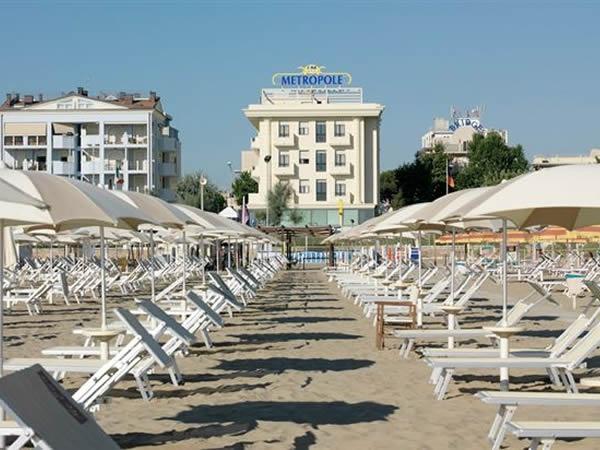 Hotel metropole rimini marina centro tre stelle sup hotel rimini marina centro promozione - Hotel nuovo giardino rimini ...