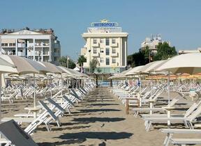 Servizio navetta - hotel metropole - Rimini - Marina Centro - Hotel tre Stelle superiore