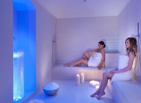 Rimini - Marina Centro - hotel regina elena 57 oro bianco spa - Hotel quattro Stelle - Box doccia