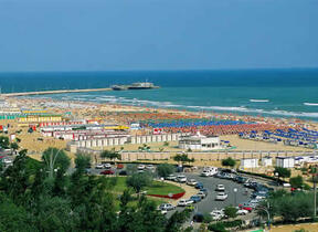 hotel aquila azzurra - Hotel drei Stern - Rimini - Marina Centro - Aufzug