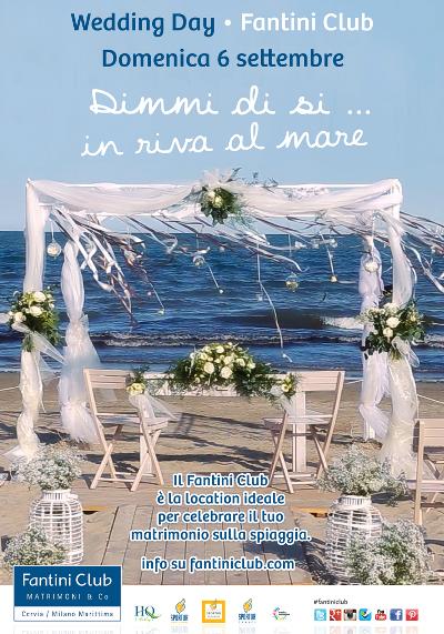 6 settembre wedding day dimmi di s in riva al mare for Imperio arredamenti