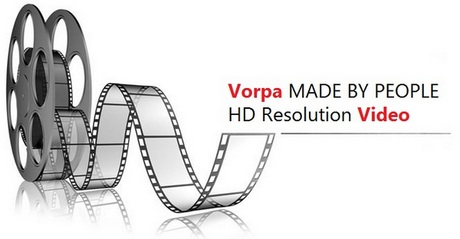 Video Vorpa MADE BY PEOPLE