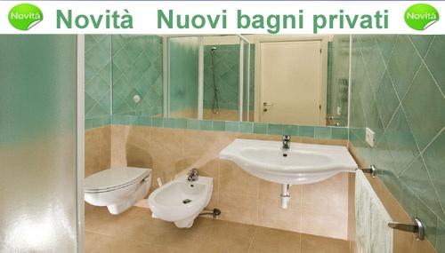 Novita 2019 piazzola con bagno privato camping sul mare - Bagno 90 riccione ...