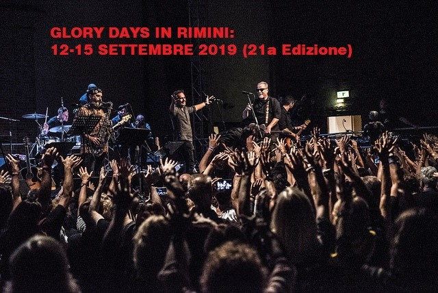 Glory Days Rimini