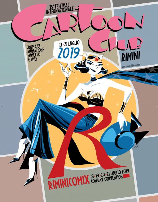 Cartoon Club Rimini 2019