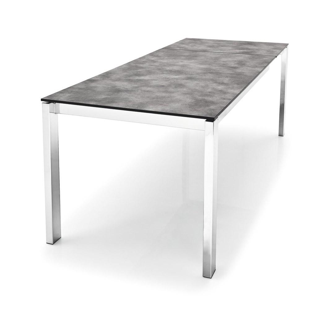 Tavolo baron calligaris allungabile 110 laminato ideal sedia for Prezzo laminato