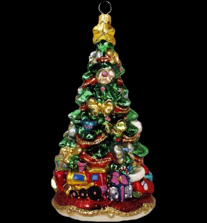 ... Decorazioni di Natale » Vetro Soffiato da Collezione » Albero di