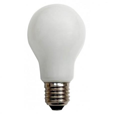 Lampadina a Led Labor a Goccia Watt 7 E27 Volt 220 Opale Luce Calda