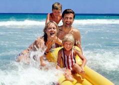 Offerta Giugno in famiglia vacanze al mare in Hotel a Rimini