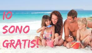 Offerta Giugno in famiglia vacanze al mare in Hotel con bimbo gratis