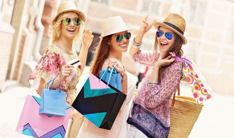 Offerta Hotel per Shopping Center Le Befane Rimini