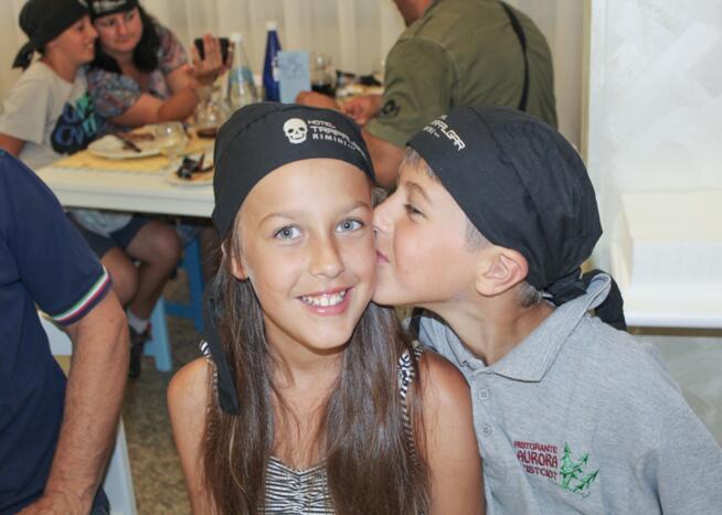 Offre Août All Inclusive Rimini à l'hôtel avec Beach Village GRATUIT