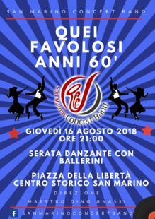 16 AGOSTO 2018 - San Marino