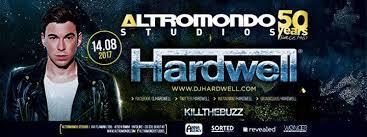 Come back Hardwell -14.08.17