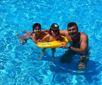 Offerta Giugno All inclusive con Piscina Hotel Tre Stelle di Rimini