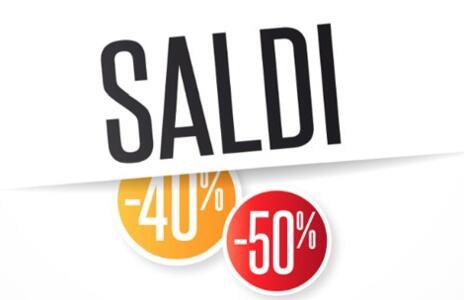 Saldi 2017 Fino a -50%