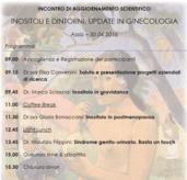 30.04.2016 INCONTRO DI AGGIORNAMENTO AD ASSISI