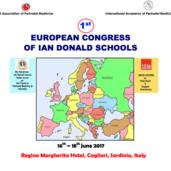 1st EUROPEAN CONGRESS OF IAN DONALD SCHOOLS