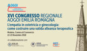 23.11.2018 MODENA XVI CONGRESSO REGIONALE AOGOI EMILIA ROMAGNA