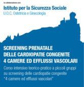 28 CORSO DI SCREENING PRENATALE DELLE CARDIOPATIE CONGENITE