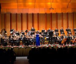 L'Orchestra Sinfonica della Repubblica di San Marino accompagna i finalisti del Concorso Tebaldi