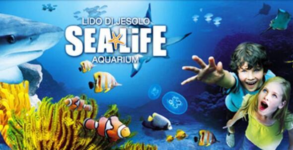 SEA LIFE AQUARIUM JESOLO