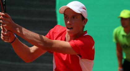 ITF Junior di Praga: Viviani, Bertuccioli e Grassi out.