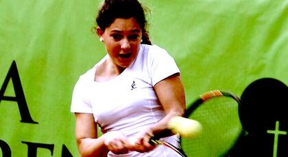 ITF di Viserba: Viviani stop all'esordio.