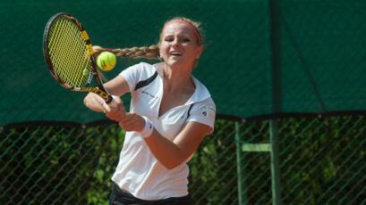 Isabella Tcherkes Zade centra la finale nel torneo ITF di Leeuwenbergh