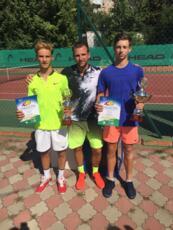 Alexander Binda vince il doppio nel torneo Itf Junior Tour di Samara