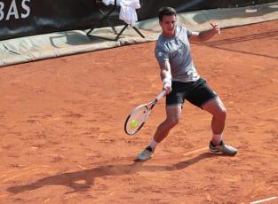Anche Edoardo Eremin ha scelto la Galimberti Tennis Academy di San Marino