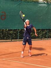 Erika Di Muzio protagonista al torneo Tennis Europe under 14 di Correggio