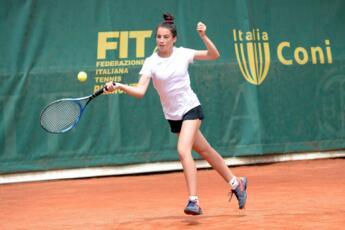 Andrea Maria Artimedi protagonista nel torneo under 16 Tennis Europe di Biella