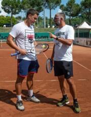 Edoardo Eremin sfiora i quarti di finale al challenger ATP di Padova cedendo a Gian Marco Moroni