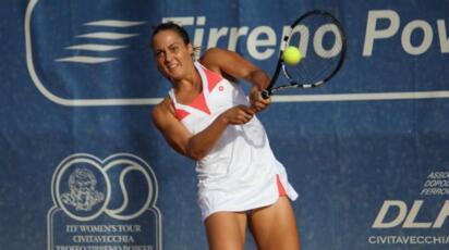 WTA di Stoccarda: Barbieri, ottimo esordio.