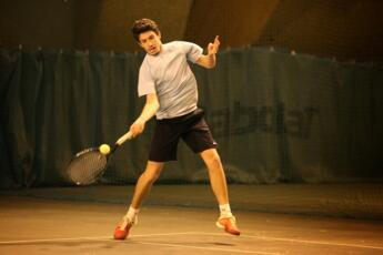 ITF Junior di Corfù: Bertuccioli si ferma in semifinale.