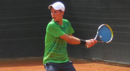ASSET BANCA Junior Open: Dell'Ospedale e Stramigioli a caccia dei quarti.
