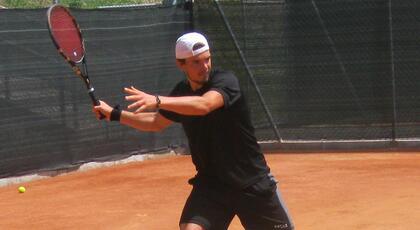 Open di Santarcangelo: Mendo conquista la semifinale.