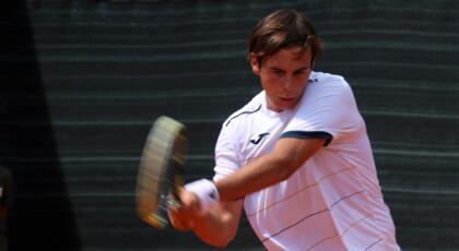 ITF Junior di Kranj: De Rossi centra gli ottavi.