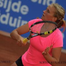 ITF di Sharm El Sheikh: Kovalets out all'esordio.