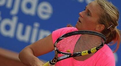 ITF di New Delhi: Kovalets rimontata dalla Haas.