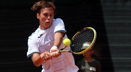 ITF Junior di Tunisi (doppio): De Rossi a caccia del titolo.