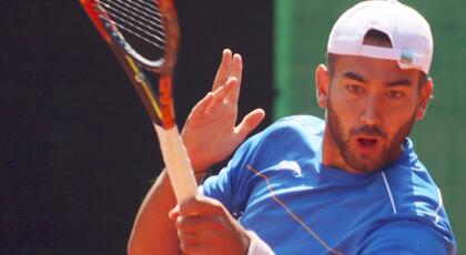 Open di Cesena: Grossi è super, batte Stabile (2.4) e centra gli ottavi.