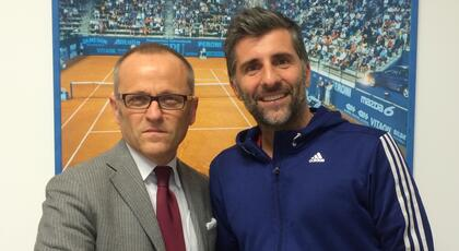 BV INVEST nuovo sponsor della San Marino Tennis Academy.