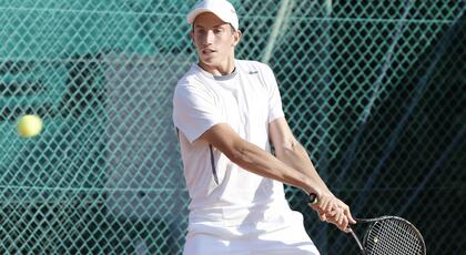 ITF Junior di Firenze: Bertuccioli lotta ma cede a Vejvara. Viviani lucky-loser.