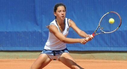 ITF Junior di Firenze: ottavi fatali per la Viviani.