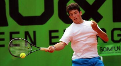 ITF Junior di Salsomaggiore: Bertuccioli e Stramigioli ok.