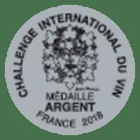 Medaglie d'argento per l' Alezio Doc al Challenge International du Vin