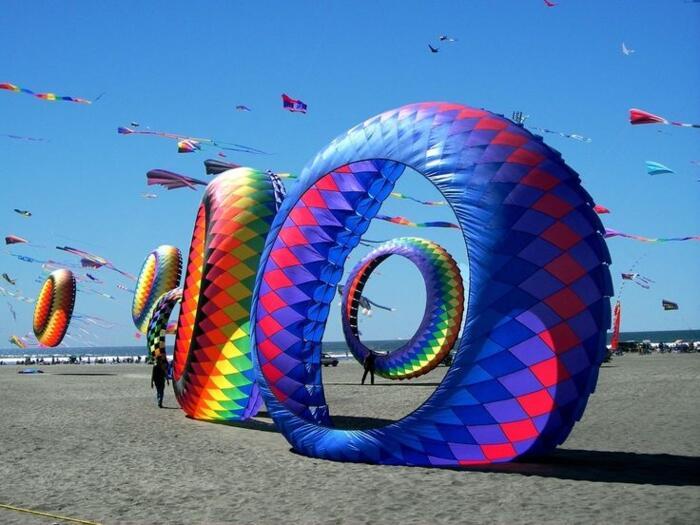 Offerta ponte  25 Aprile e 1° Maggio al Festival degli Aquiloni di Cervia